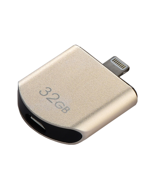 Extension de mémoire clé USB Iphone / Ipad