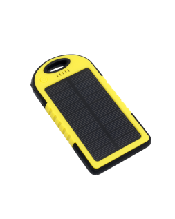 Outdoor Hybrid Solar Battery (5000 mAh)